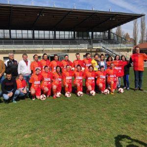 equipe feminine de marboz